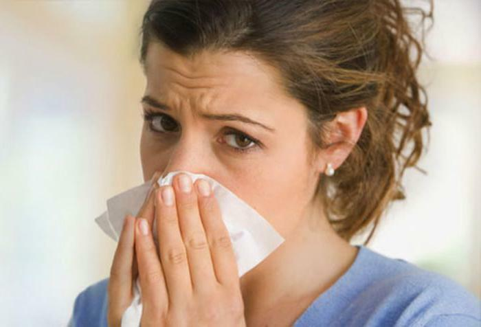 sinusitis is dangerous in pregnancy