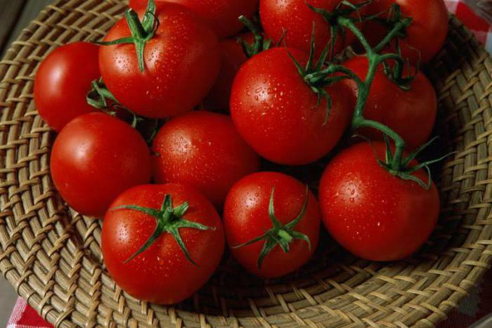allergy to tomatoes symptoms