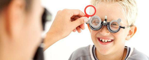 Eye drops for vision improvement with myopia