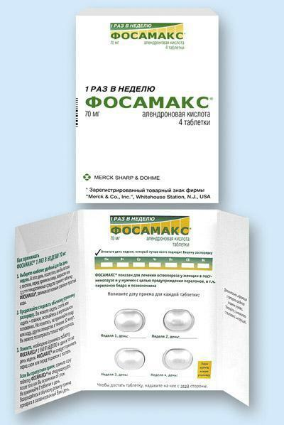 fosamax instructions for use