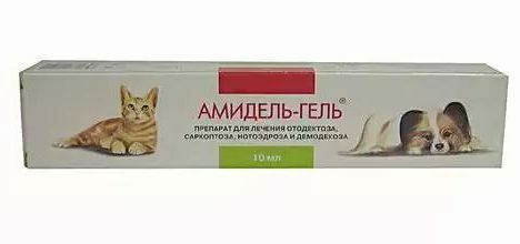 amidel gel instructions for use
