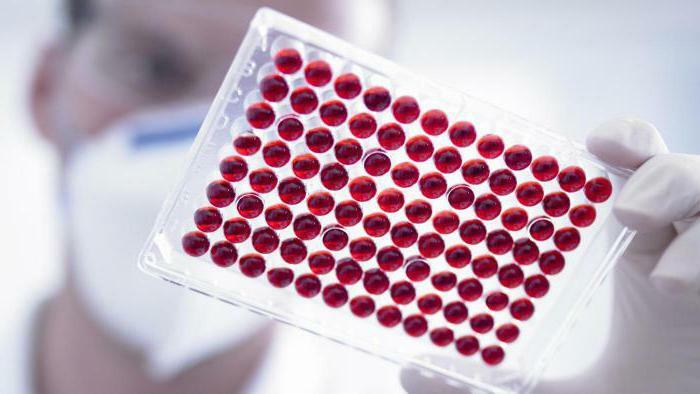 hct in the blood test is normal in men