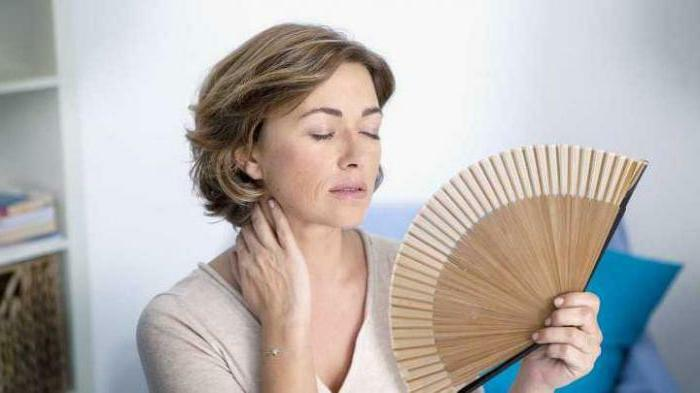 symptoms of menopause in women after 50