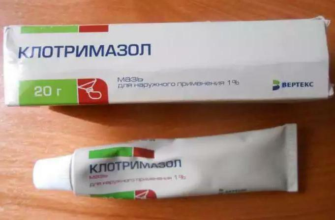 clotrimazole ointment from what helps