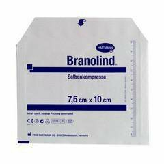 dressing branolind instruction application reviews