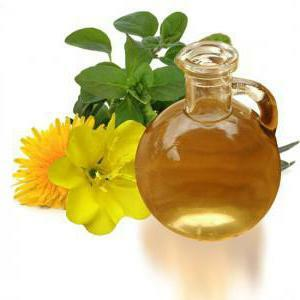 Evening primrose oil for women