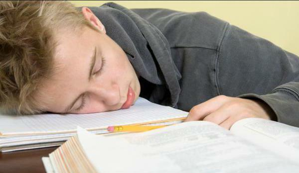 Insomnia in adolescents treatment