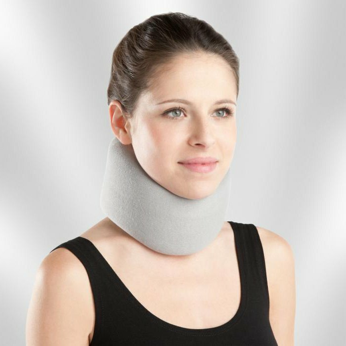 collar trench with cervical osteochondrosis reviews