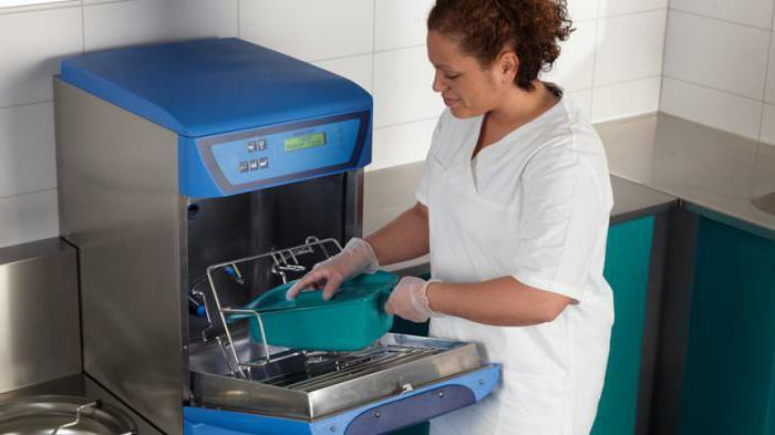 Disinfection, PSO and sterilization of medical devices