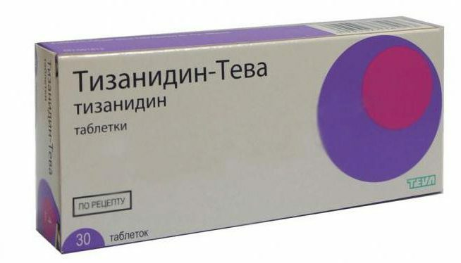 tizanidine teva user guide