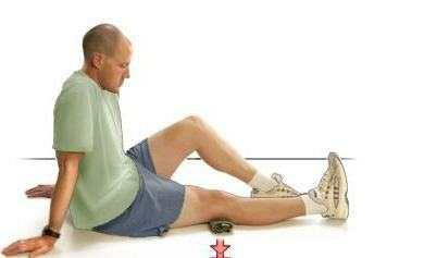 Physiotherapy for arthrosis of the knee joint of 1 degree