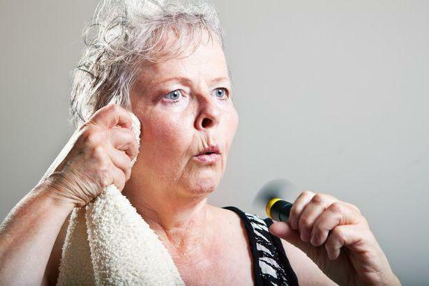 symptoms of menopause in women after 50 years of reviews