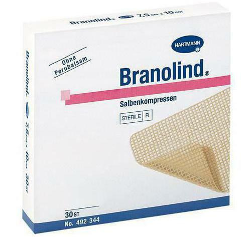 branolind and instructions for use