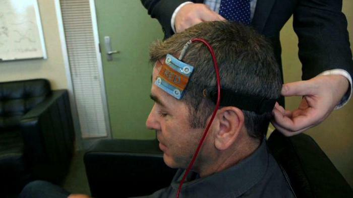 transcranial electrostimulation that it treats