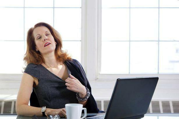 symptoms of menopause in women after 50 years