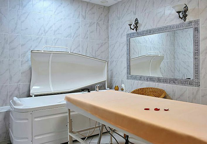 BaltGas Health and Beauty Clinic, St. Petersburg