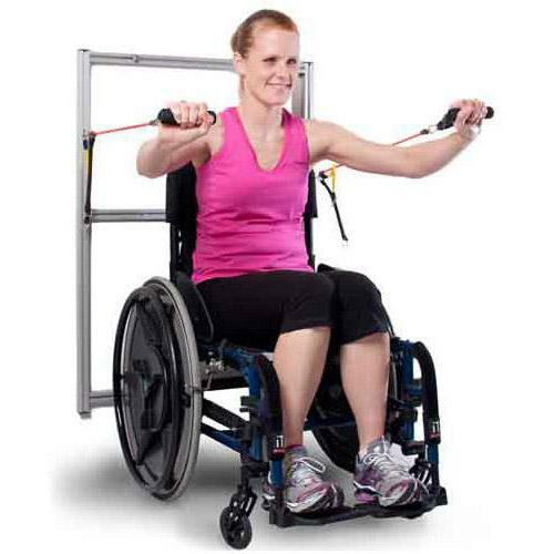 exercise machines for wheelchair users