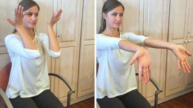 tunnel ulnar nerve syndrome curative gymnastics