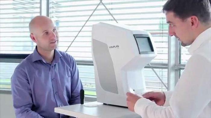 5d30ee6c5 Bezkontaktná tonometria: príprava, skúška a výsledky - Be Healthier