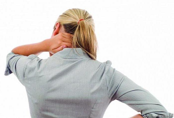 Лечение остеохондроза шейного отдела витамины