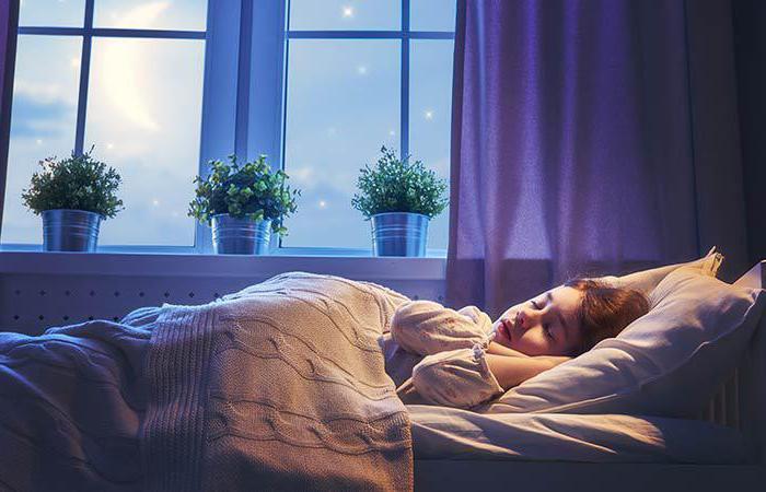 Как сделать чтобы лучше спать 713